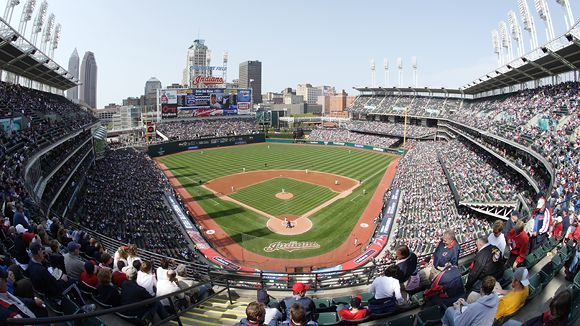 Image result for Progressive Field pictures