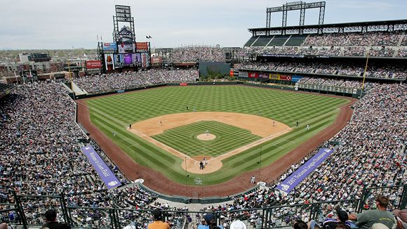 Coors Field Seating Chart Pictures Directions And