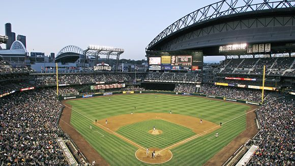 Safeco Field - Seattle WA 98134 United States Bazumi