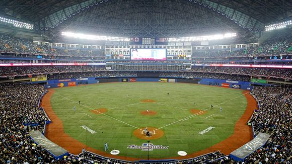 Rogers Centre Seating Chart Pictures Directions And