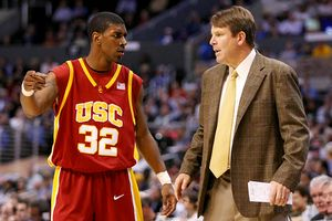 O.J. Mayo and Tim Floyd
