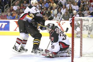 Penguins-Sabres: May 10, 2001