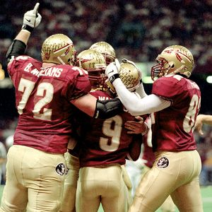 Florida State 2000 Sugar Bowl