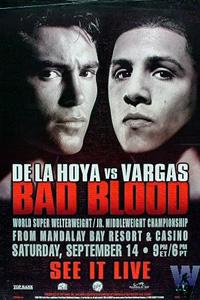 De la Hoya vs. Vargas