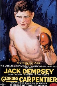 Jack Dempsey Poster