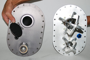 Fuel cell plates