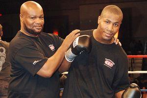 Aaron Williams and Eddie Mustafa Muhammad