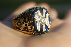 Yankees ring