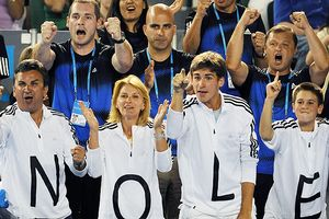 Djokovic family