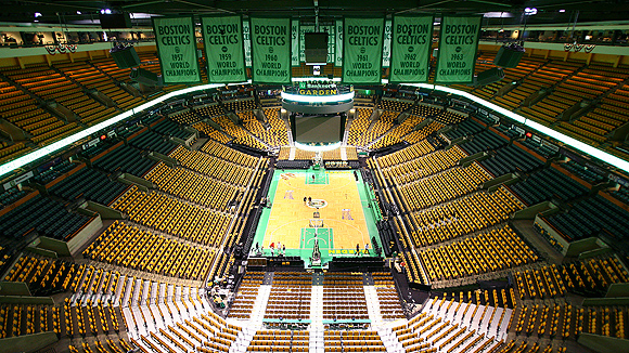 TD Banknorth Garden 