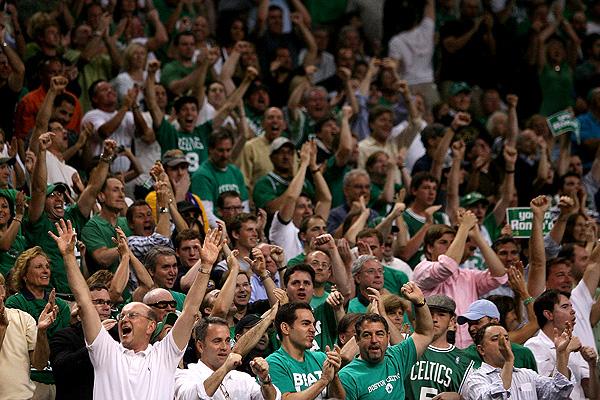 Celtics Fans