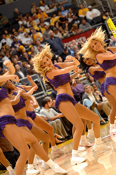 Laker Cheerleaders