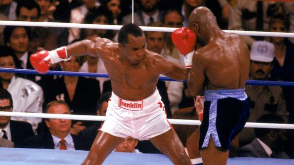 Sugar Ray Leonard, Marvin Hagler