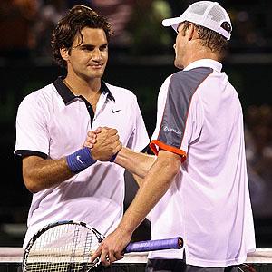 Roger Federer & Andy Roddick