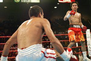 Manny Pacquiao and Juan Manuel Marquez