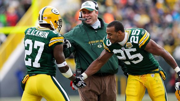 Will Blackmon, Mike McCarthy, Ryan Grant