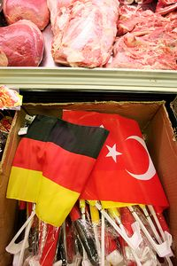 Germany-Turkey Fan Gear