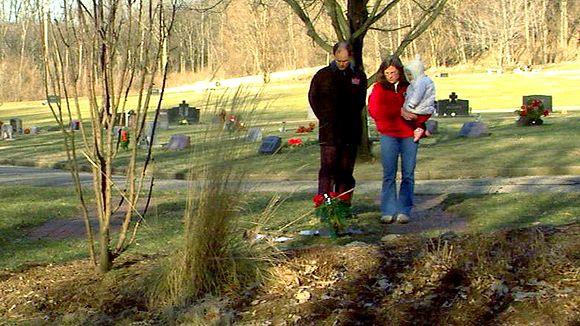 Danny Dahlquist's grave