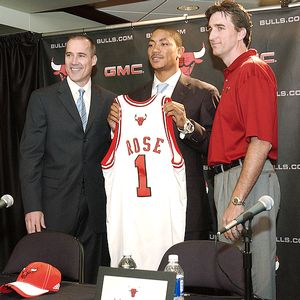Derrick Rose and Chicago Bulls