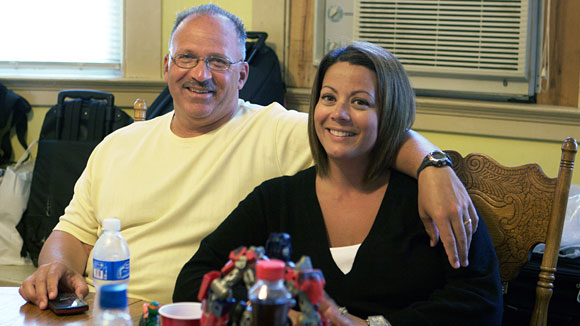 Tony and Jeanette Sparano