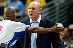 Sean Corbin, George Karl