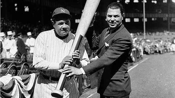 Jack Dempsey & Babe Ruth