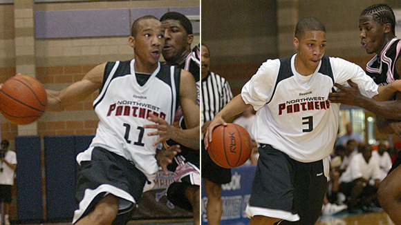 Avery Bradley and Abdul Gaddy