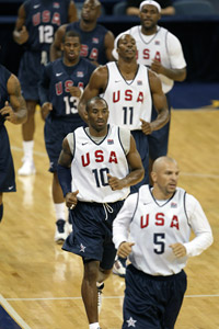U.S. Olympic basketball team