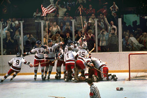 1980 U.S. hockey team