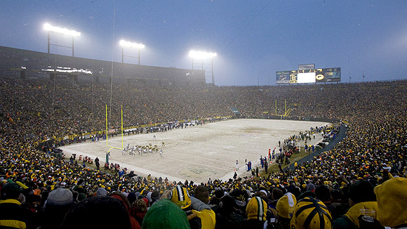 Lambeau Field Seating Chart Pictures Directions And