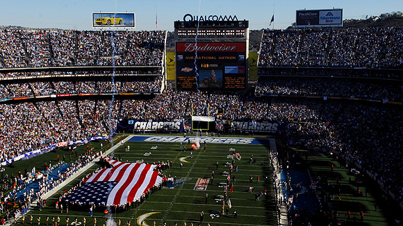 Game Day Your San Diego Chargers 8 4 Vs The New