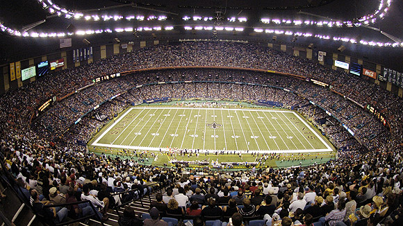 Mercedes Benz Superdome Seating Chart Pictures