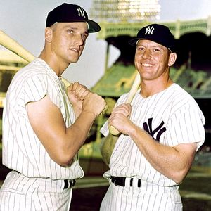 Mickey Mantle/Roger Maris