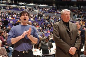 Mark Cuban, Don Nelson