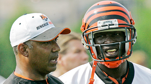 Marvin Lewis/Chad Johnson