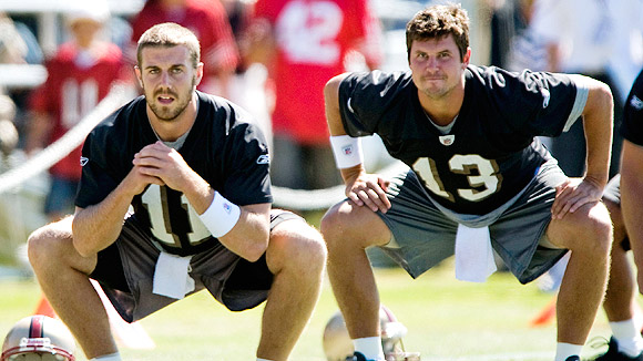 Alex Smith/Shaun Hill