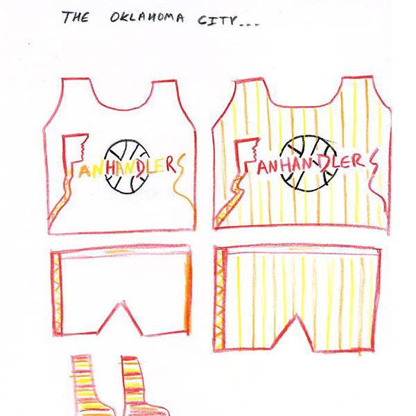 OK City Panhandlers