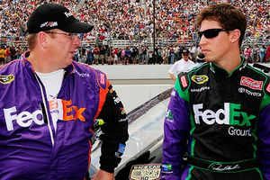 Mike Ford/Denny Hamlin