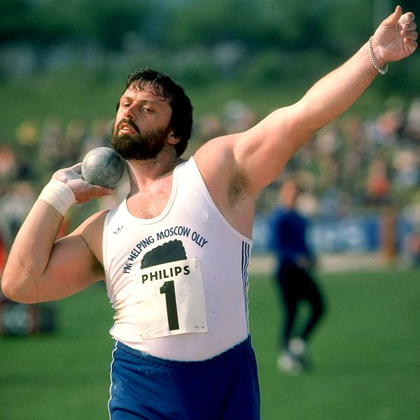 Geoff Capes