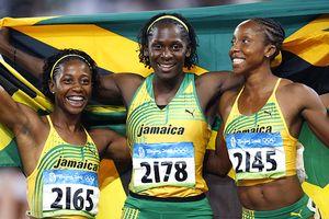 Women's 100-meter dash