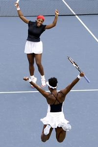Venus and Serena Williams