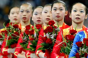 China Gymnasts