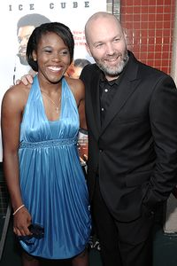 Jasmine Plummer and Fred Durst