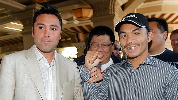 Oscar De La Hoya/Manny Pacquiao