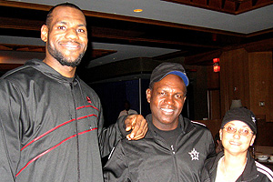 LeBron James & Stanley Stewart