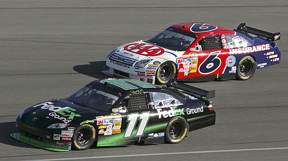 Kenny Hamlin & David Ragan