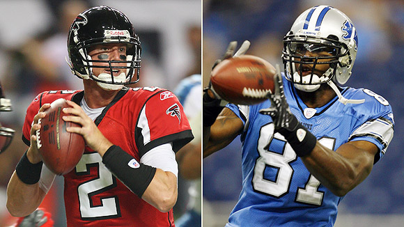 Matt Ryan/Calvin Johnson