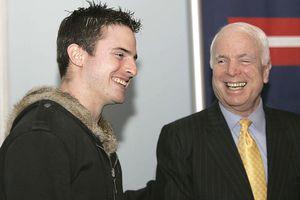 Jack and John McCain