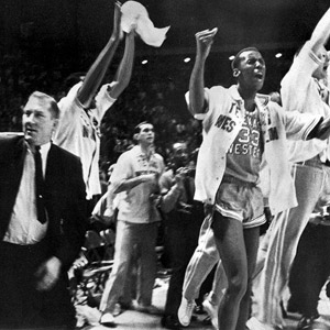 Haskins remembered as John Wayne of basketball - Men's College ...