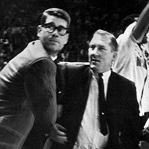 Haskins, who broke down walls as Texas Western's coach, dies ...